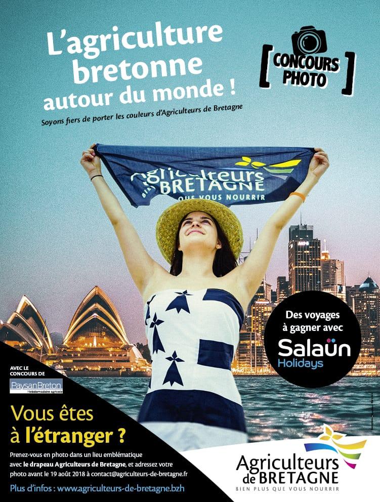 Concours Photo Agriculteurs de Bretagnes