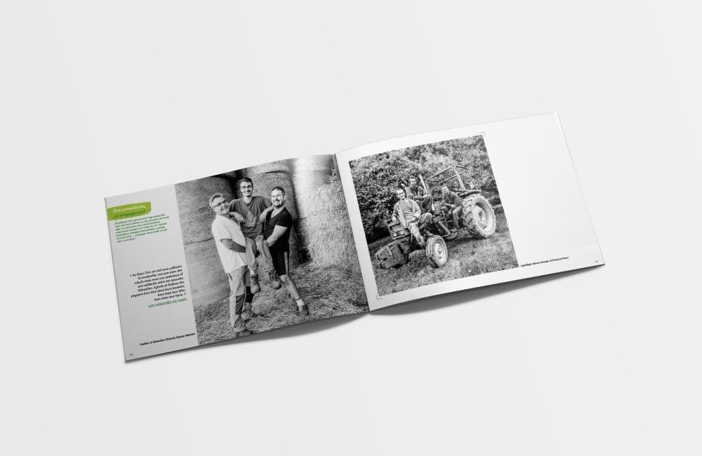 Livre Photo - Triballat - Vrai -2