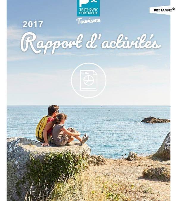 Office de Tourisme de Saint-Quay-Portrieux – Rapport d'activités 2017
