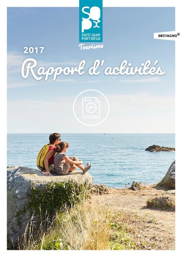 Office de Tourisme de Saint-Quay-Portrieux - Rapport d'activités 2017