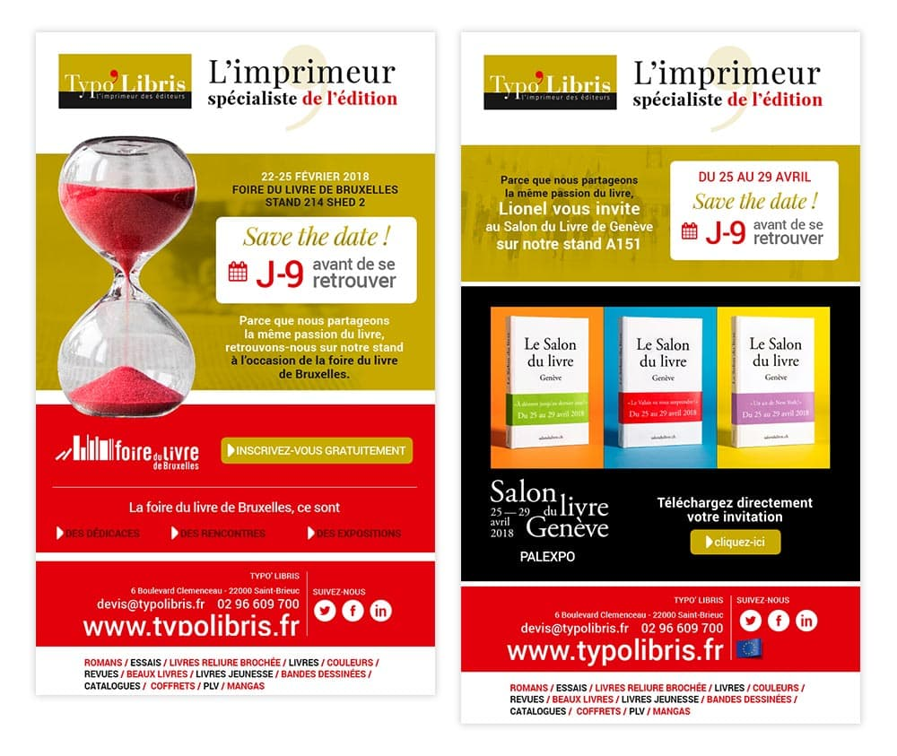Campagne d'emailing - PrintCorpGroup -1
