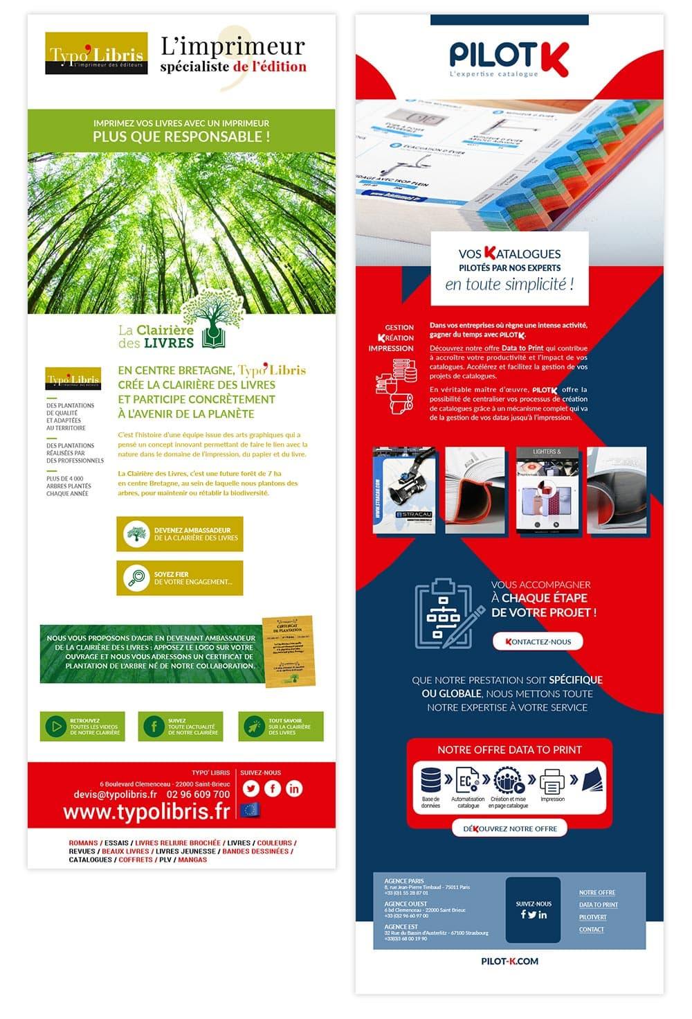 Campagne d'emailing - PrintCorpGroup -3