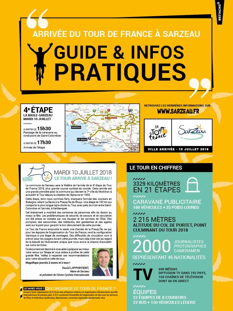 Sarzeau tour de France 2018 - 1