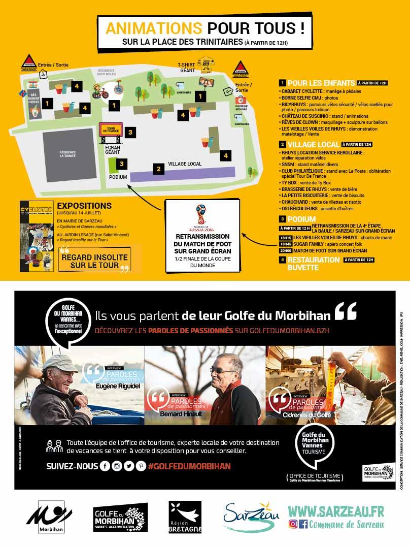 Sarzeau tour de France 2018 - 3