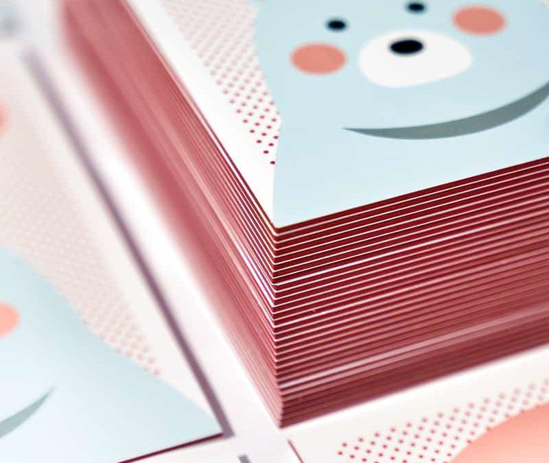 Carte postale naissance – Vivement Mercredi