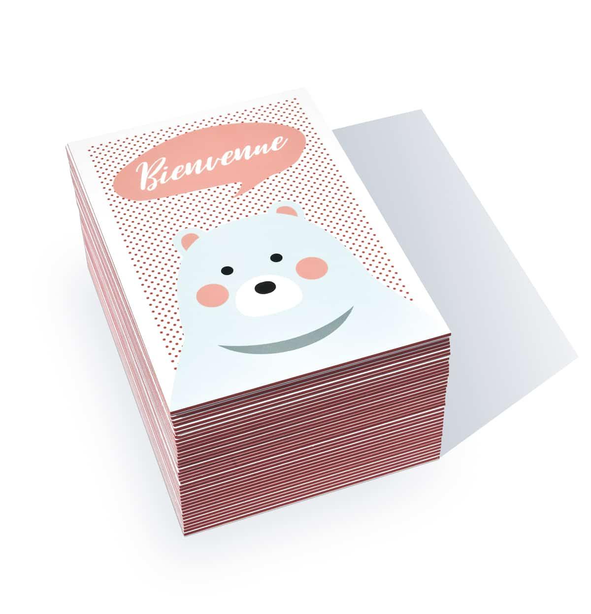 Carte postale naissance - Vivement Mercredi-2