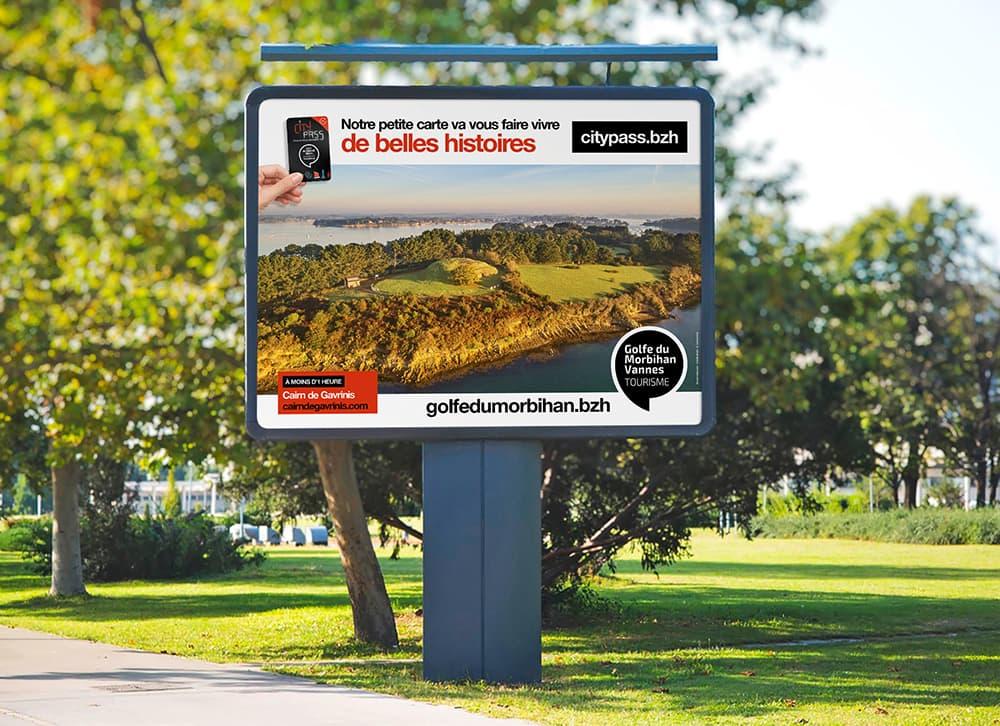 Golfe du Morbihan Vannes Tourisme - Campagne été 2020 - Cairn de Gavrinis