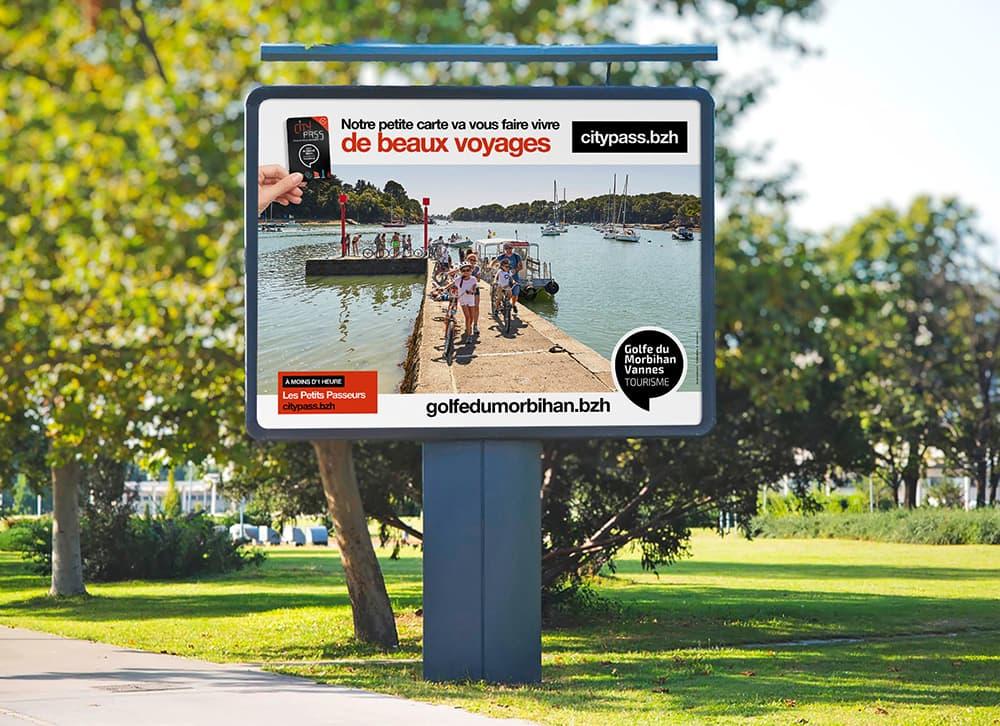 Golfe du Morbihan Vannes Tourisme - Campagne été 2020 - Les Petits Passeurs