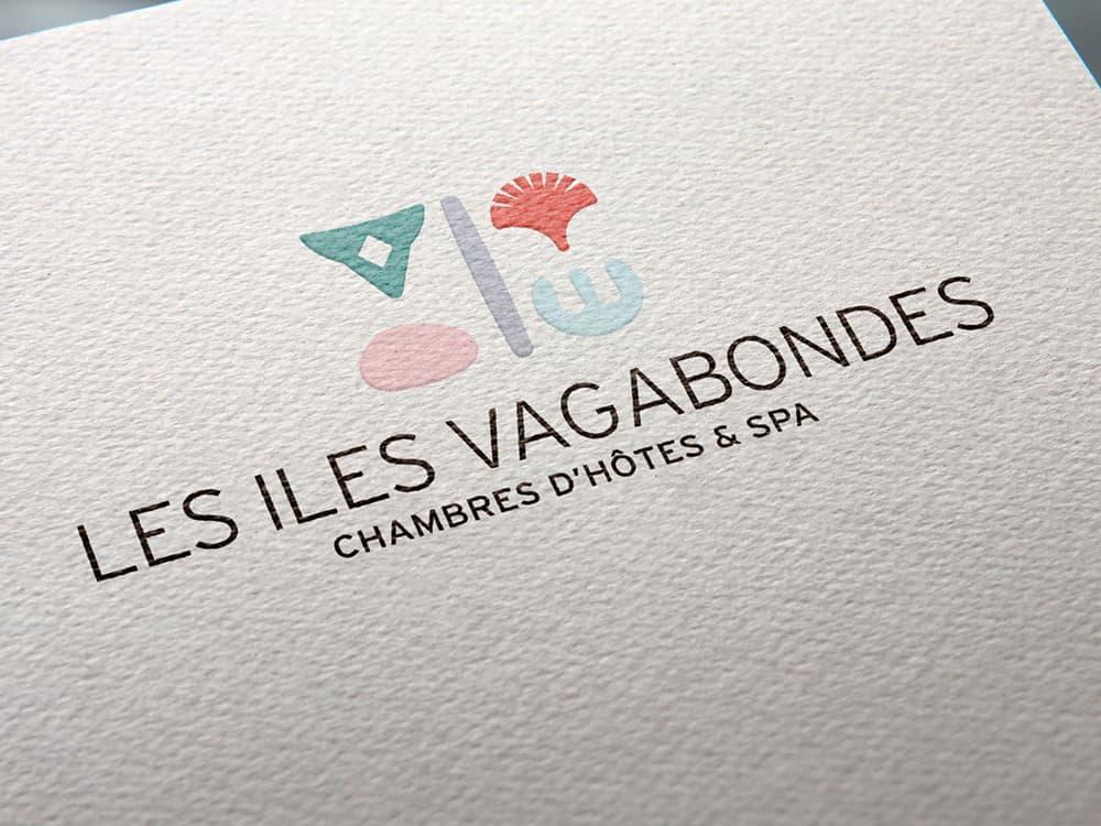 Les Îles Vagabondes - Papier