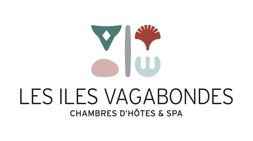 Logotype Les Îles Vagabondes